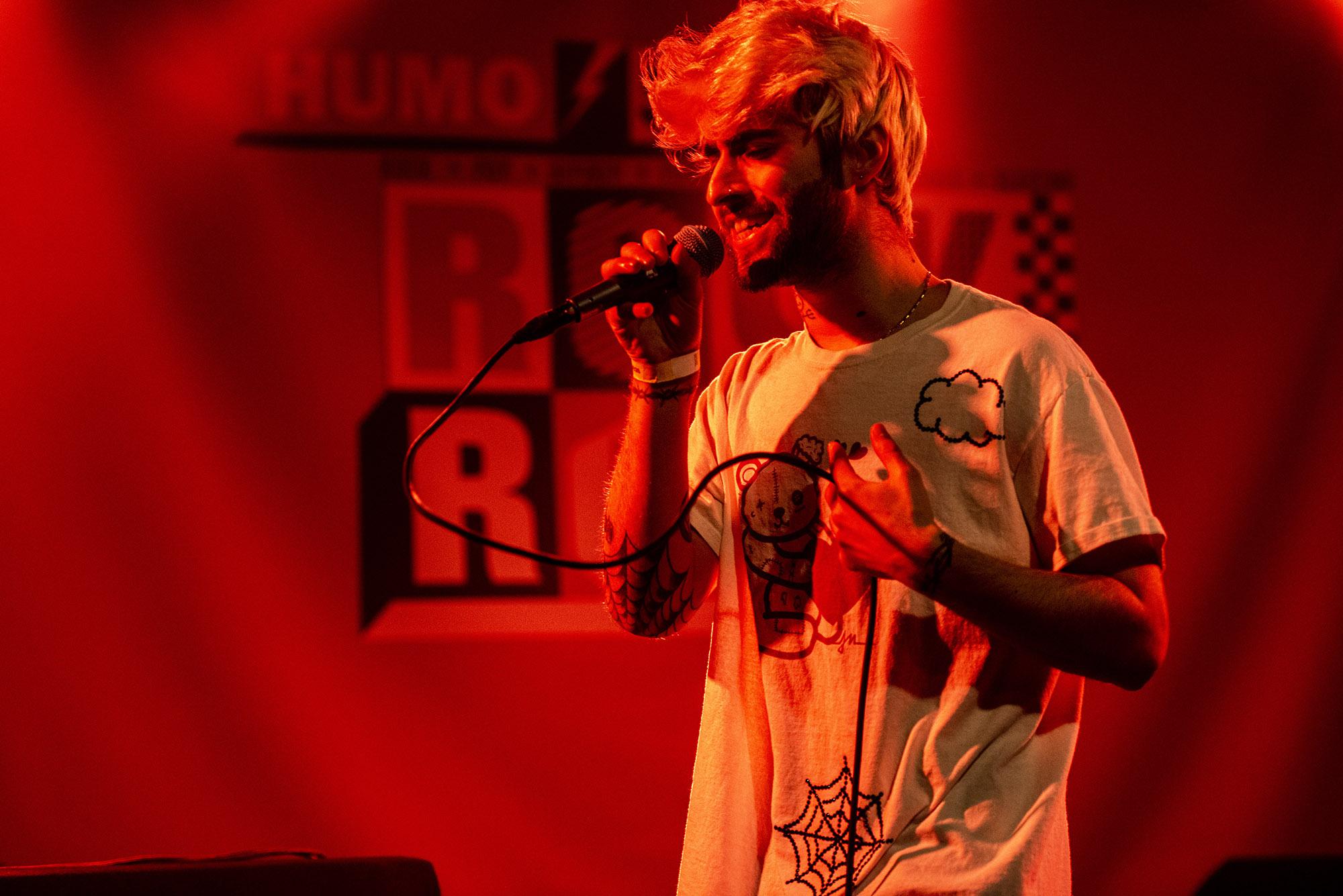 Jesse Nights, preselectie Club 26, Genk